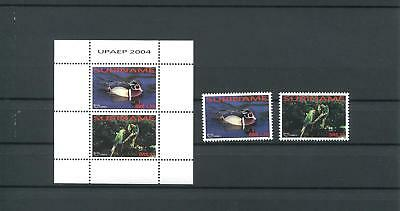 Suriname Mnh 2004 Birds 2035