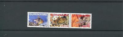 Suriname Mnh 2008 Fish 2060