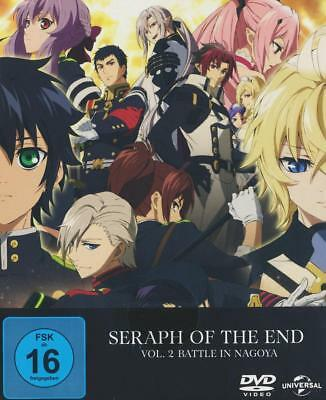 Seraph of the End Battle in Nagoya Vol. 2 / Ep. 13-24 Limited Premium Edition