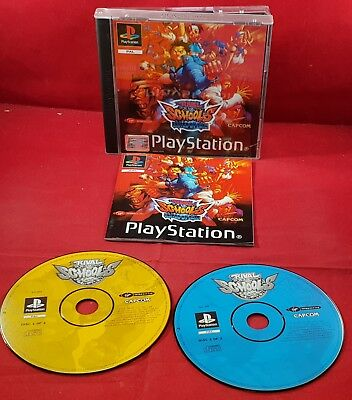 Rival Schools: United By Fate (Sony PlayStation 1) VGC