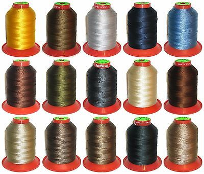 Amann Serafil Thread, 20, 600M, Polyester Sewing Thread, Assorted Cols, Art 8380