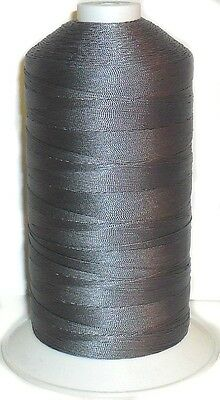 Amann Onyx Thread, Mid Grey, 20, 3000M Ultra Strong Sewing Thread, Art N052Az