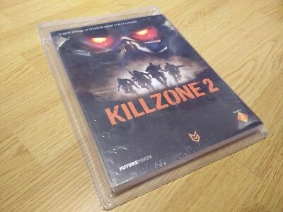 Guide stratégique officel Killzone 2 Future Press neuf sous blister rigide
