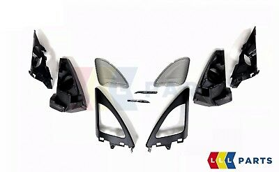 Bmw Genuine New F21 F22  Front Door Speaker Tweeter Cover Pair Left Right Alpine