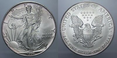 1 Dollaro 1994 Oncia Liberty Usa Eagle America