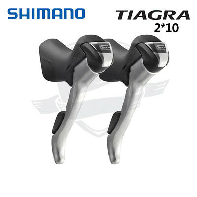 Shimano Road Tiagra ST-4600 STI Shifters Brake Levers 2 x 10 Speed Left / Right