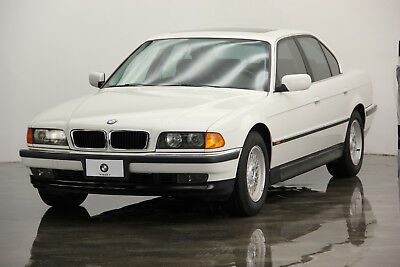 1998 BMW 7-Series 740i 1998 BMW 740i ~ superb original condition