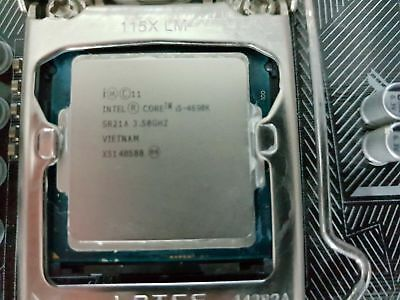 Intel Core i5-4690K - 3.5GHz Quad-Core
