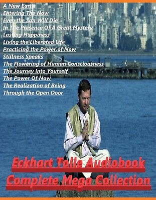 Eckhart Tolle Audiobook Complete Mega Collection