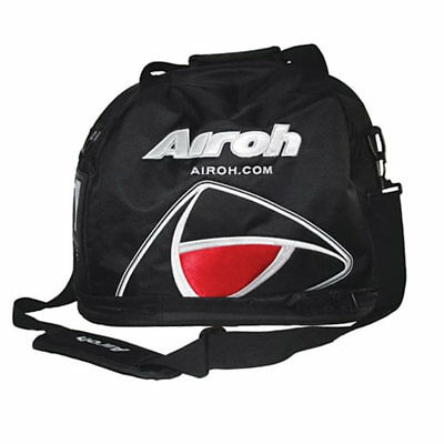 Airoh Black Protective Motorcycle Helmet Carry Bag