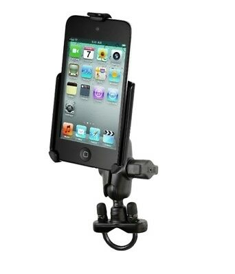 Bike Motorcycle Short Arm Mount Holder Kit fits Apple iPod touch 4th Generation