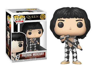 Funko POP Vinyl Rock ! Freddie Mercury - #92 - Queen Bohemian Rapsody - IN STOCK