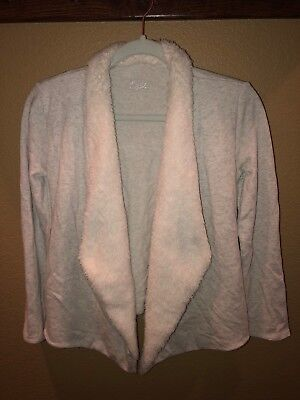 Justice Sweater Jacket - Size 12