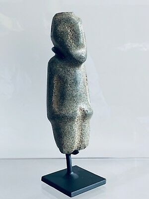 Pre-Columbian Mezcala Idol Ex Museum and Published Former M. Linton Collection