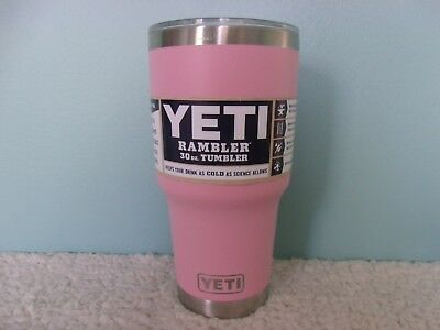 BRAND NEW YETI RAMBLER 30oz PINK COLOR TUMBLER FREE SHIPPING