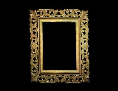 Photo frame 3d model relief for cnc in STL file format