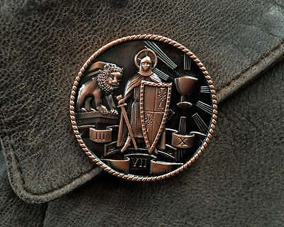 Indiana Jones and the Last Crusade Challenge Coin
