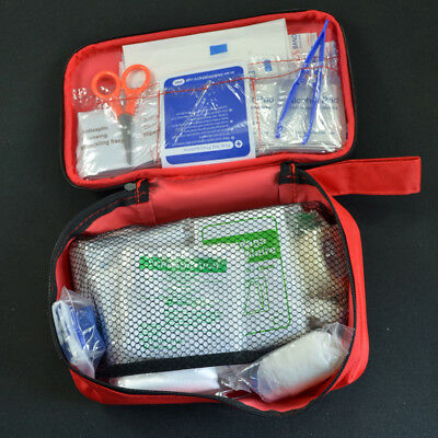 Burns First Aid Kit 180pcs For Every Family ARTG Set a Must Have Swelling Cuts