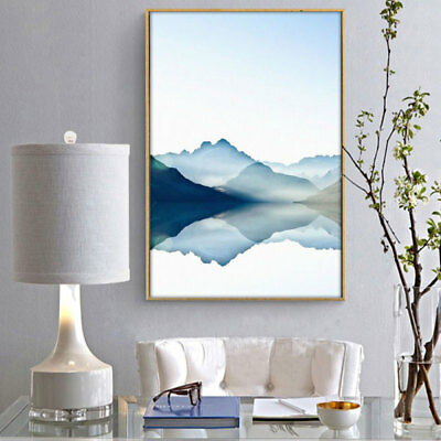 Large Canvas Huge Modern Home Wall Decor Art Oil Painting Picture Print Un dfg