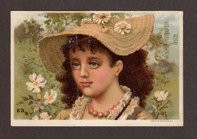 Globe Soap Victorian Advertising Trade Card