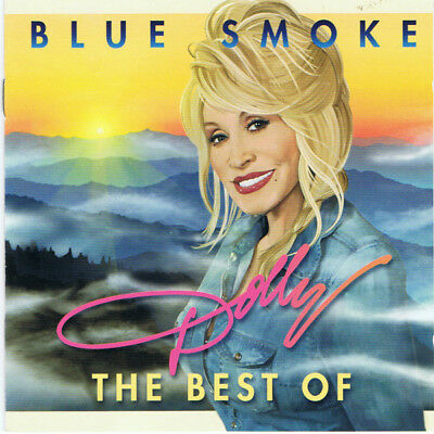 Dolly Parton - Blue Smoke: The Best Of (2014) 2CD Album Greatest Hits