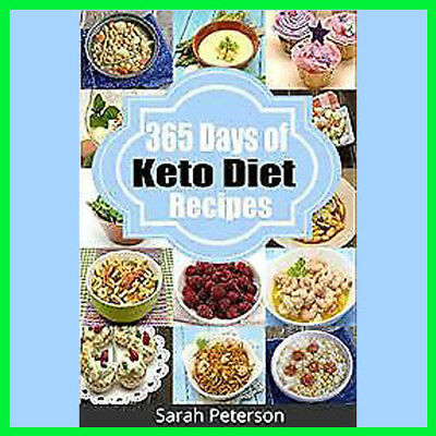 Ketogenic Diet: 365 Days of Keto,Low-Carb (E-book) {PDF}⚡Fast Delivery(10s)⚡