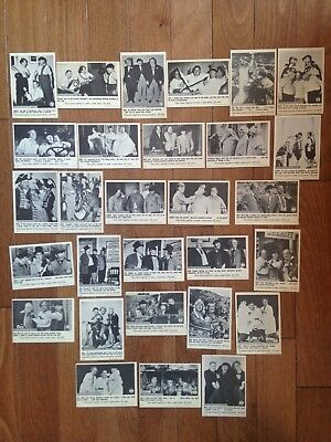 35 Fleer 1966 Three Stooges Cards (35) in excellent condition.