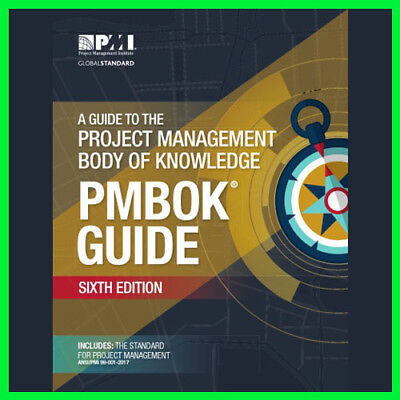 PMI Project Management Body of Knowledge PMBoK(E-book) {PDF}⚡Fast Delivery(10s)⚡