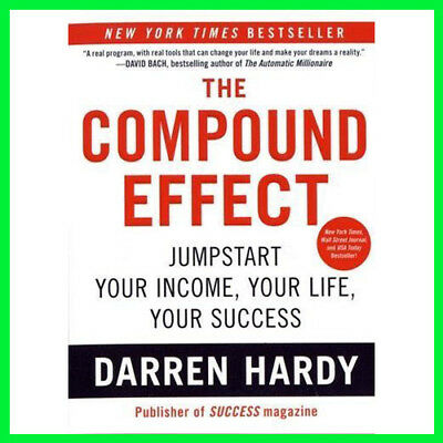 The Compound Effect by Darren Hardy (E-book) {PDF}⚡Fast Delivery(10s)⚡
