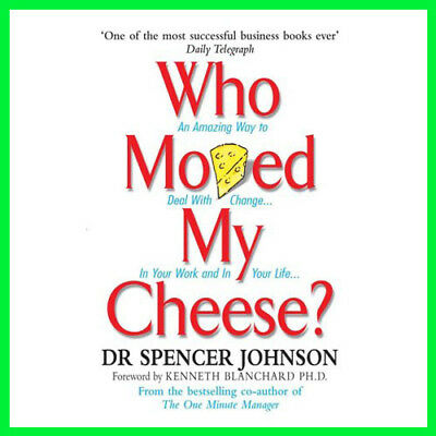 Who Moved My Cheese: An Amazing Way to Deal (E-book) {PDF}⚡Fast Delivery(10s)⚡