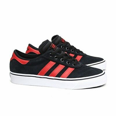 best service 70cf1 ccef8 Adidas Adi Ease Premiere Adv Black Scarlet White - Uk 7 - New - Skate Shoes