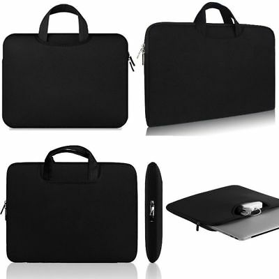 """Bag With Handles Zip Case Cover Pouch Fits 10""""/10.1""""in Android &Windows Tablets"""