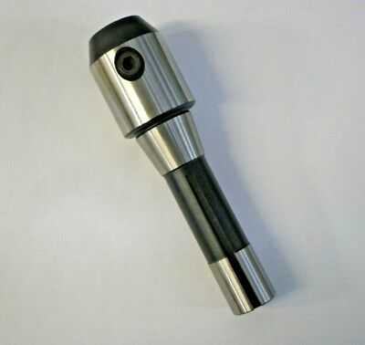 """1-1//4/"""" END MILL HOLDER R8 ADAPTOR TOOL MILLING NEW"""