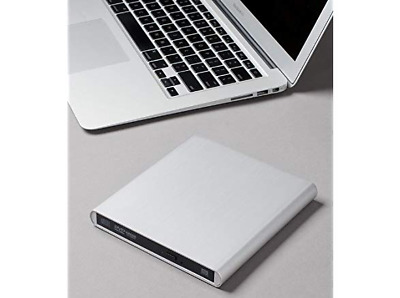 USB Portable DVD Super Writer External DVD+RW, -RW Apple Macbook Air Pro iMac