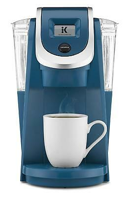 NEW Keurig Hot 2.0 K250 Plus - Touch Screen Brewer - Peacock Blue [brand new]