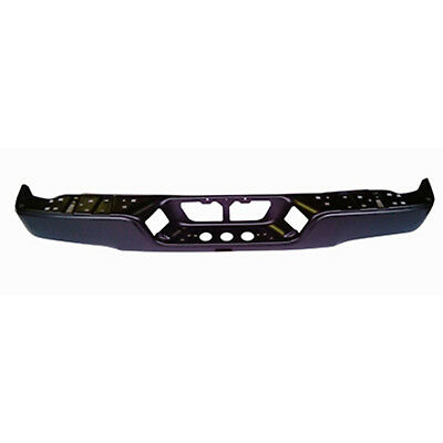 Rear Bumper Face Bar Made Of Steel For 2007-2013 Toyota Tundra 521510C081 V