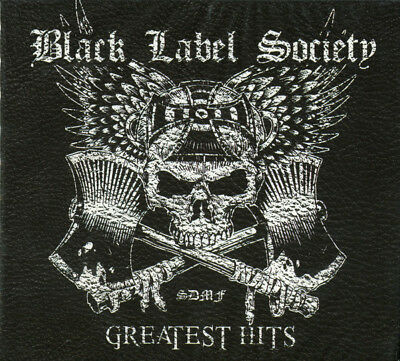 BLACK LABEL SOCIETY – Greatest Hits Collection Music 2CD SET