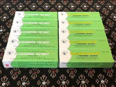 Fluocinonide Ointment (Frostlike) 10 Pieces FREE SHIPPING