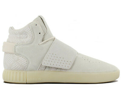 timeless design 27fbf b0310 Adidas Originals Tubular Invader Strap Baskets   Chaussures Homme Cuir  BB8943