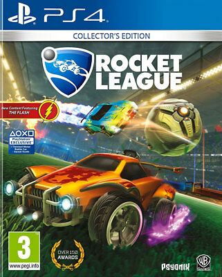 Rocket League - Collector's Edition (PS4)  BRAND NEW AND SEALED - QUICK DISPATCH