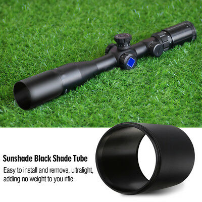 Tactical Alloy Sunshade Tube Advanced Optic Standard Rifle Scope 32mm 40mm 50mm
