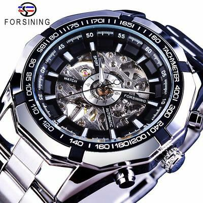 Watch Automatic Strap Metal