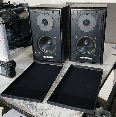 ref 2 Video Production & Editing Matched Pair Fostex 6301b Active Powered Speakers With Amplifiers