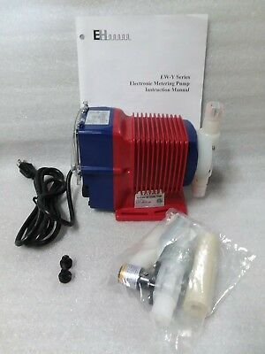 New Walchem EWB31Y1-FC E-Class Metering Pump - 60 day warranty