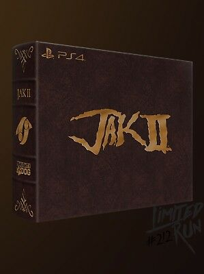 Limited Run Games / LIMITED RUN #212: JAK II COLLECTOR'S EDITION (Sony PS4)