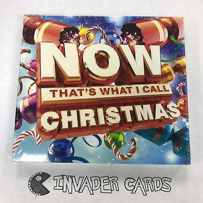 Now That's What I Call Christmas! Xmas Various Artists Music CD Album New Sealed