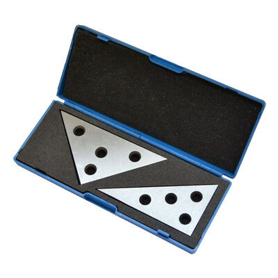 30/45/60/90 Degree Angle Ruler Triangle Industrial Precision Machinist