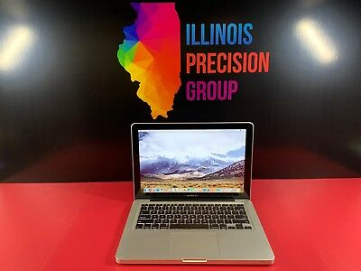 Apple Macbook Pro 13 * Pre-Retina * Intel * 3 Year Warranty * 8Gb Ram 1Tb Ssd *
