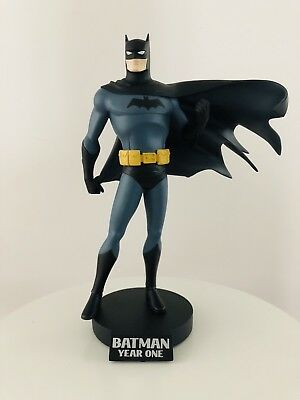 Dark Knight Batman Animated Series Statue Year One DC Maquette Model Figure