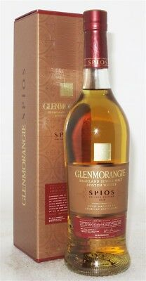 Glenmorangie Spios Highland Single Malt Scotch Whisky (1x 700mL)